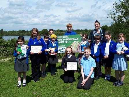 Lincs Young Environmentalists 2019