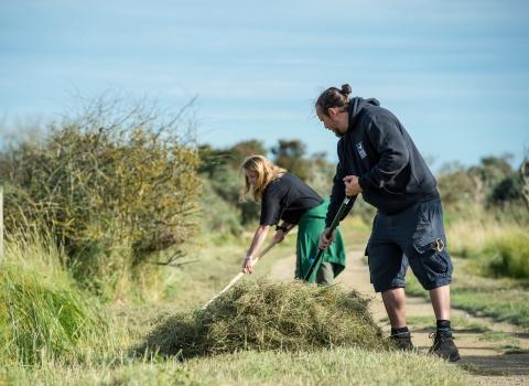 Volunteer | Lincolnshire Wildlife Trust