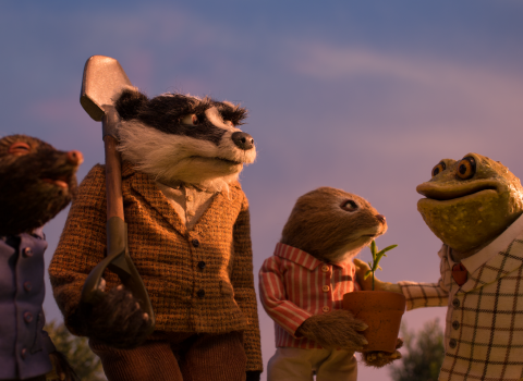 Wind in the Willows - The Wildlife TrustS
